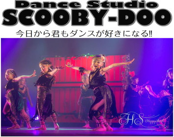 DANCE STUDIO SCOOBY☆DOO