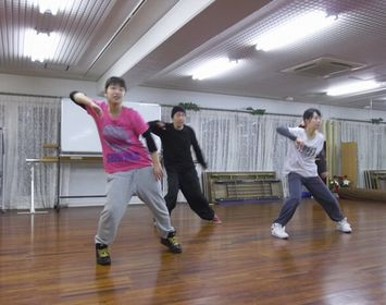 HIPHOP JOY DANCE