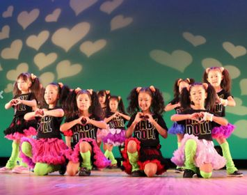 KIDS&JUNIOR DANCE SHINE